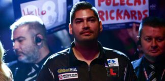Programma World Series Darts Finals live: clash Jelle Klaasen - Kim Huybrechts Getty