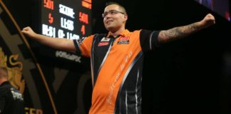 Benito van de Pas WK Darts 2019 voorspellen bookmakers gokken | Getty