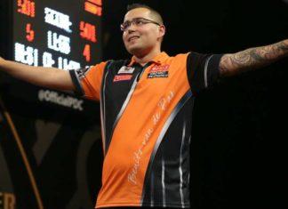 Benito van de Pas WK Darts 2019 voorspellen bookmakers gokken | Getty