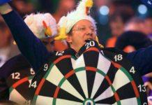 Michael van Gerwen en Barney kwartfinale US Darts Masters live weddenschappen darten Getty