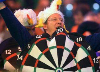 WK Darts 2017 - wedden op darten: Dave Chisnall - Jelle Klaasen en Michael van Gerwen live Getty