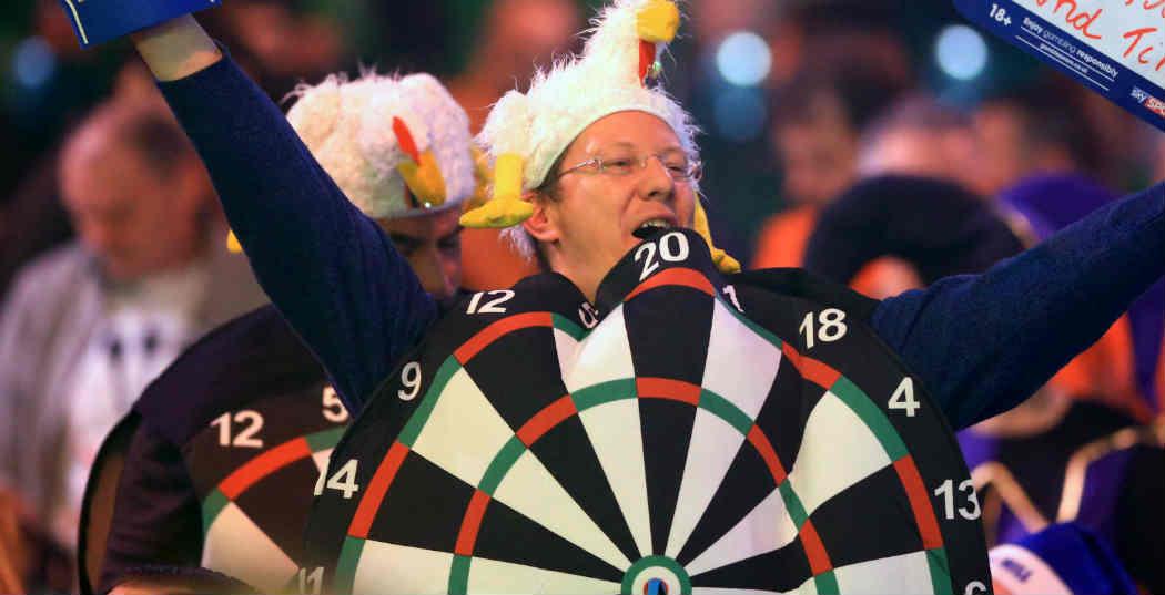 live darts