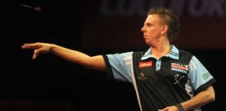 WK Darts live: Jerry Hendriks - Warren Parry Getty