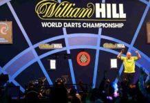 Wedden WK Darts: Michael van Gerwen - Raymond van Barneveld en Anderson - Wright LIVE