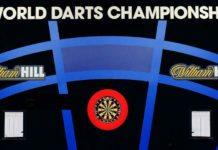 Loting WK Darts 2018 eerste ronde: Van Gerwen tegen Christian Kist Getty