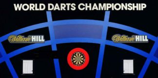 Raymond van Barneveld WK Darts 2018 wedden goksites Getty