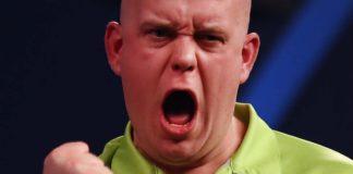 Melbourne Darts Masters: Van Gerwen moet aan de bak voor punten | Getty