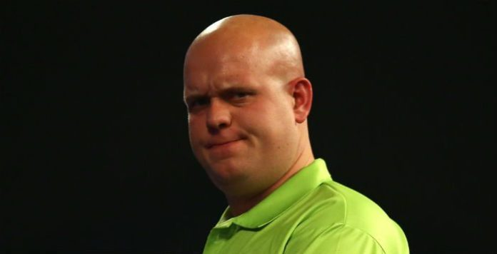 Programma Premier League of Darts live: Peter Wright - Michael van Gerwen