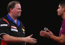 Programma Premier League Darts: Jelle Klaasen - Raymond van Barneveld Getty