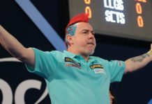 Live Premier League Darts weddenschappen tips Mighty Mike tegen Peter Wright Getty