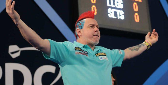 Premier League Darts play offs: Peter Wright favoriet finale
