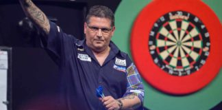 Michael van Gerwen - Gary Anderson Premier League Darts wedden Raymond van Barneveld programma darten live Getty
