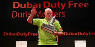 World Series: Dubai Darts Masters 2017 live wedden darten Getty