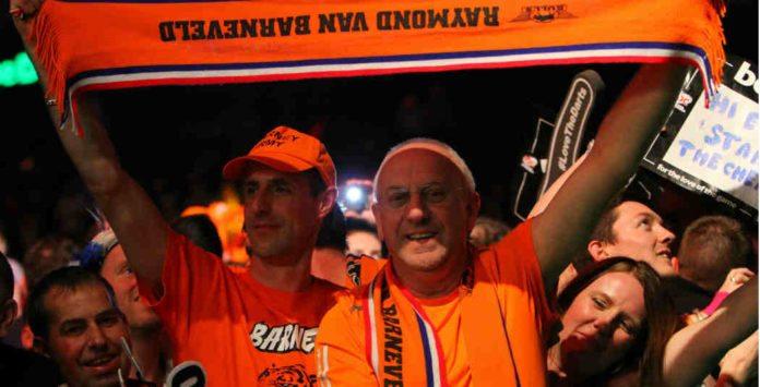 bookmakers Raymond van Barneveld gokken WK Darts 2018 vandaag Getty