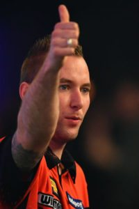 Danny Noppert Grand Slam of Darts 2017 betting Getty