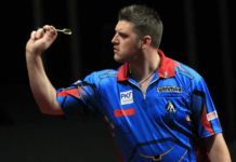 Wedden op World Grand Prix finale 2017 Daryl Gurney - Simon Whitlock bookmakers Getty