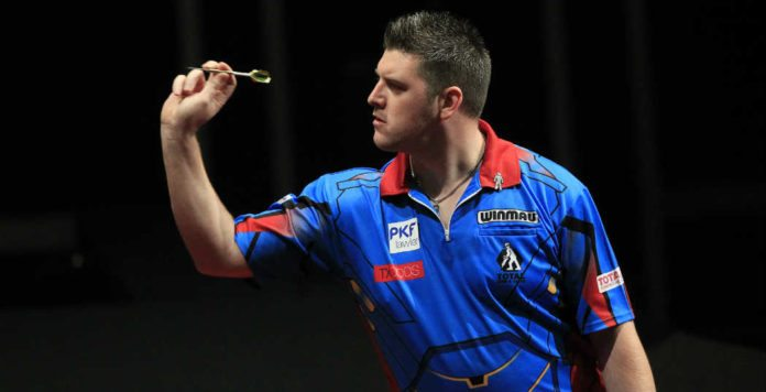 Daryl Gurney WK Darts wedden bookmakers Getty