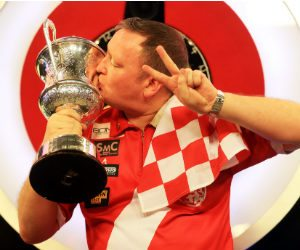 Lakeside 2018 Glen Durrant Getty