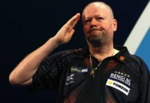 Raymond van Barneveld Dutch Darts Masters 2019 Zwolle | Getty