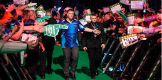 World Grand Prix 2018 live: voorspellen darten bookmakers Getty
