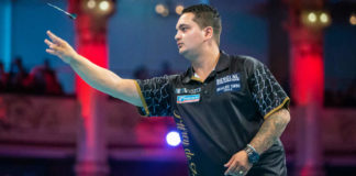 Dutch Darts Championship Maastricht: Nederlanders darten bookmakers Getty