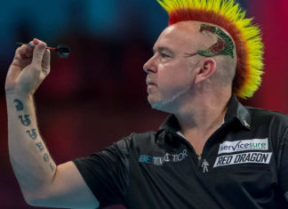 The Masters 2021: Van Gerwen, Wright en Price scherpen de messen