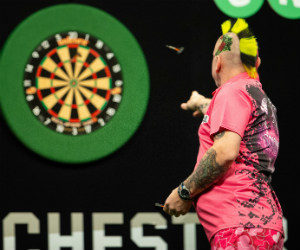 Peter Wright WK darts odds bookmakers | Getty