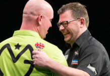 Wedden op Grand Slam of Darts 2018: Michael van Gerwen favoriet bookmakers | Getty