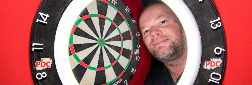 Raymond van Barneveld World Series Darts Finals Amsterdam