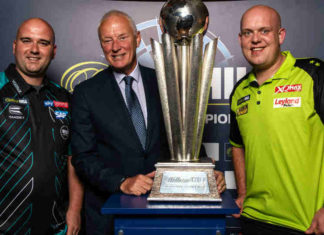 Loting WK Darts 2019 eerste en tweede ronde | Getty