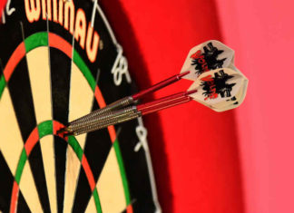 Bookmakers WK Darts: Michael van Gerwen in kwartfinale tegen Ryan Joyce | Getty