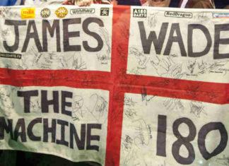 Jose De Sousa - James Wade in Grand Slam of Darts finale