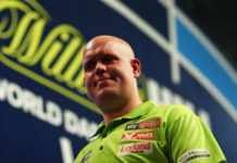 WK Darts voorspellen: Hoe staat Michael van Gerwen ervoor? PDC World Darts Championship 2019 bookmakers | Getty