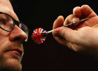 Voorspellingen bookmakers: Nooit was de Premier League Darts zo spannend | Getty
