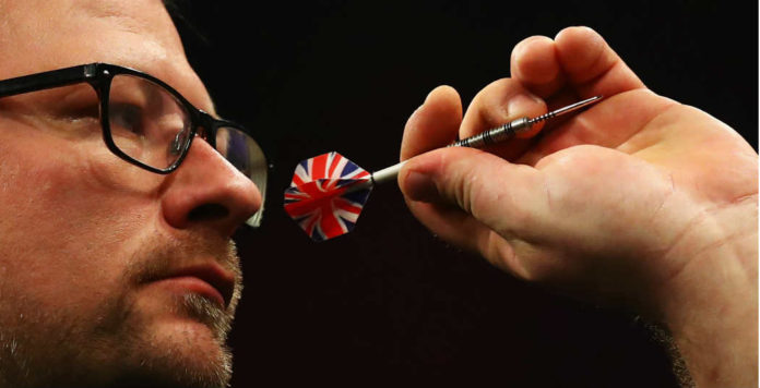 Voorspellingen bookmakers The Masters 2019 darts Michael van Gerwen favoriet | Getty