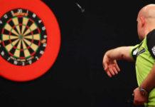 Programma Premier League Darts vandaag: Michael van Gerwen verdedigt voorsprong tegen Price | Getty