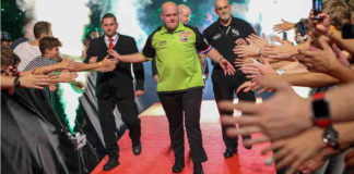 Halve finales World Grand Prix 2019: pakt Michael van Gerwen 5e titel?