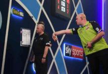 Finale WK Darts: Michael van Gerwen - Peter Wright op Nieuwjaarsdag