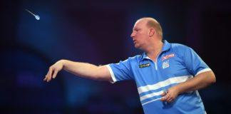 Kwartfinales World Matchplay met Vincent van der Voort en Van den Bergh