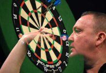 Herstart Premier League Darts vanavond: Glenn Durrant aan de leiding