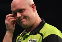 Premier League Darts in gevaar door quarantainemaatregelen