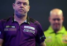 Odds Peter Wright - Michael van Gerwen Premier League Darts vandaag