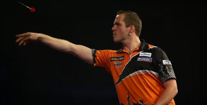Dirk van Duijvenbode - Gerwyn Price finale World Grand Prix darts