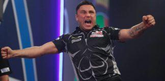 WK Darts 2021 finale Gerwyn Price - Gary Anderson