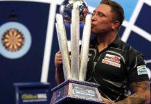 Gerwyn Price wereldkampioen darts en nummer 1 Order of Merit