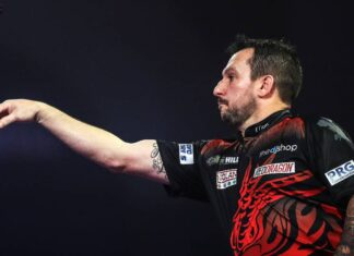 Premier League Darts 2021 van start