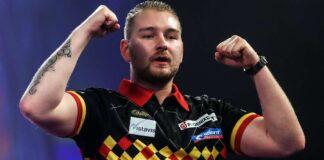 Blik tijdens Judgement Night Premier League Darts al op play-offs