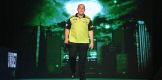 Michael van Gerwen World Grand Prix Darts